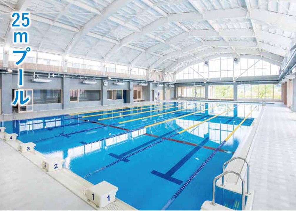 雲南市加茂B&G海洋センタープールのご案内